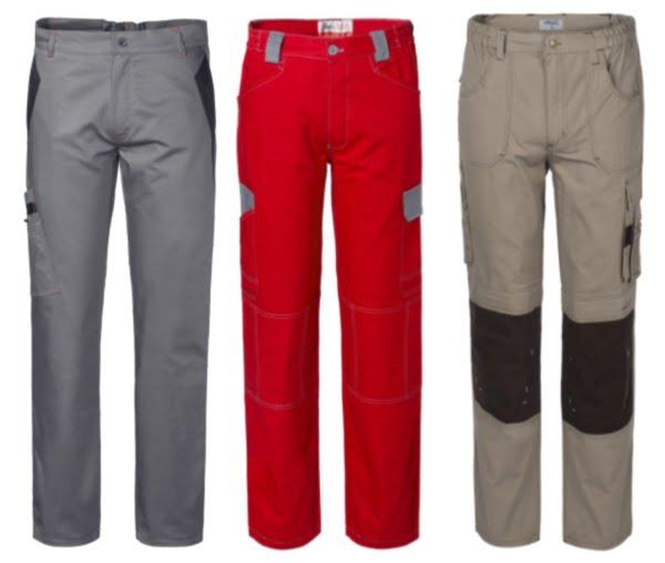 pantaloni da lavoro antinfortunistica